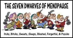 Menopause..... Hmmm can't wait!