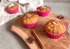 Przychodzimy dzisiaj z fantastycznym pomysłem na słodkości, które są legalne ❗️dla Insulinoopornych i Cukrzyków 🧁 ❓Brzmi super prawda! Ale to jeszcze nic.. przygotowałyśmy je w dwóch wersjach - wegetariańskiej i wegańskiej 🌱 🧁W dodatku takie babeczki są fajnym źródłem białka, sycą. ❗️Bogactwo potasu, żelaza, kwasy foliówek i selenu 😍 Muffin, Breakfast, Food, Morning Coffee, Essen, Muffins, Meals, Cupcakes, Yemek