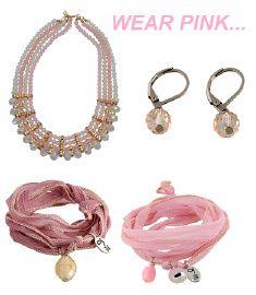 Ketting Pink by Jozemiek