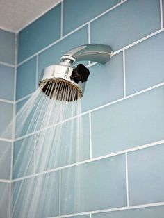 Shower Equipment Orderly Colorful Led Shower Head Changing Shower Head No Battery Led Waterfall Shower Head Round 7-color Showerhead Bathroom Accessories Modern And Elegant In Fashion Home Improvement