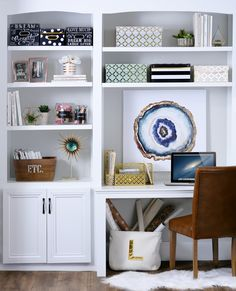 "The rooms and areas of your home that see a lot of traffic and activity are usually the places most in need of serious organization. That said, it can be tough to figure out where to begin. The office? The entryway? The playroom? The laundry? You may wonder why you... <a class=""arrow"" href=""http://www.kirklands.com/blog/5-ways-get-organized/"">Read More</a>"