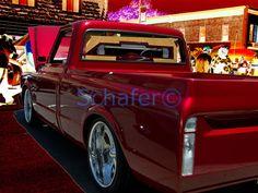 Nice Chevy C-10....