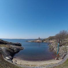 Uimareita odotellaan ©romerules #pientalojapiha