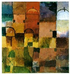 """Paul Klee (1879-1940) 