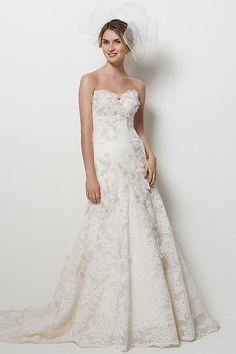 Watters Brides Hollywood Gown STYLE 9076B  Bridals by Lori Brides by Demetrios