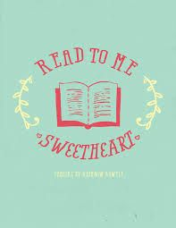 Rainbow Rowell Week, Day 3: Read to Me Sweetheart