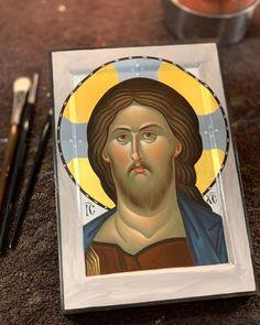 Icon of Christ Trinidad, Holy Quotes, Orthodox Christianity, Orthodox Icons, Christian Faith, Jesus Christ, Catholic, Mystery, Baseball Cards