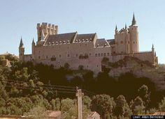 Spain's Castle of Ferdinand and Isabella