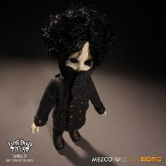 Living Dead Dolls Serie 31 Thump -  Don´t Turn Out The Lights  - Mezco AUKTION