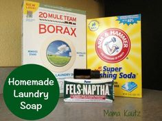 Make your own [LIQUID] Laundry  Soap and save a ton of  money  #Amazmerizing