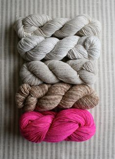laine fluo / neon wool