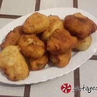 Ποντιακά πιροσκί (νηστίσιμα) Potatoes, Vegetables, Food, Bakery Business, Vegetable Recipes, Eten, Veggie Food, Potato, Meals