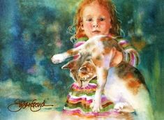 Susan Crouch - wc - Here Kitty