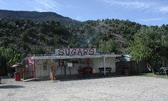 Sugar's in Embudo, New Mexico