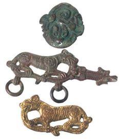 Ornaments  Xiongnu, 5th-4th century BC  Christie's