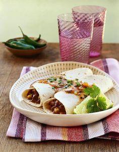 Recette de Tortillas au chili con carne