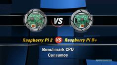 Raspberry Pi 2 Vs Raspberry Pi B+