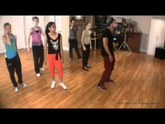 Hip Hop Dance Tutorial Part 2