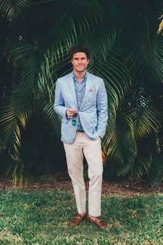 Gentlemen style #Blazer #Azul #Cielo #Claro
