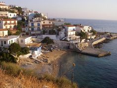 Armenistis (Ikaria) in the morning by Ged80, via Flickr