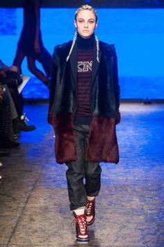 New York Fashion Week Fall 2014 - Best New York 2014 Runway Fashion - Harper's BAZAAR