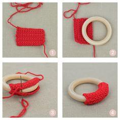 17 Ideas for baby toys diy crochet Crochet Baby Toys, Crochet Diy, Crochet Toys Patterns, Crochet For Kids, Amigurumi Patterns, Crochet Crafts, Baby Knitting, Crochet Projects, Newborn Crochet