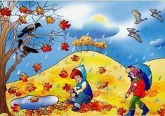 """Настольная игра для детишек """"Времена года"""". Обсуждение на LiveInternet - Российский Сервис Онлайн-Дневников 2"""
