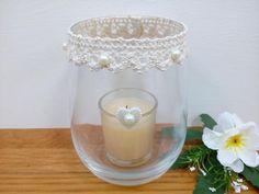 Wedding Centerpiece Candle Holder Wedding Decorations Pearl