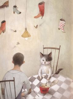 CHILDREN'S ILLUSTRATION: Ayano Imai