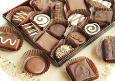 LilaLoa: Chocolates that are really Cookies