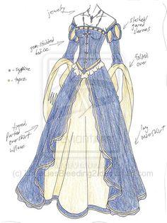 MISCcd - Faire Queen by LoveLiesBleeding2.deviantart.com on @deviantART
