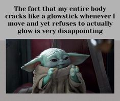 Yoda Meme, Yoda Funny, Funny Jokes, Hilarious, Funny Picture Quotes, Funny Pictures, Medical Humor, Funny Medical, Star Wars Pictures