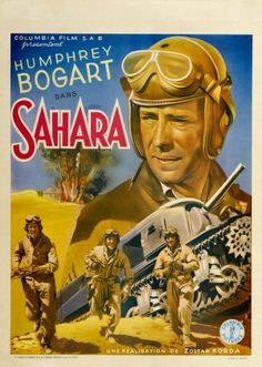 Sahara movie poster (Belgium)