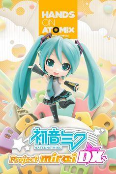 Ver Hands On – Hatsune Miku: Project Mirai DX