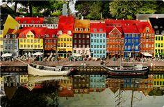 #ridecolorfully in Miniland in Legoland. Mini Denmark in real Denmark!