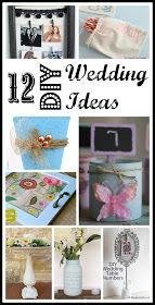 Crafty Hangouts: 12 Amazing DIY Wedding Ideas