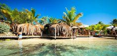 Karibuni restaurant - Pinel Island - St Martin - St Maarten - Caribbean | best lobster on the island  #caribbean #stmaarten #travel
