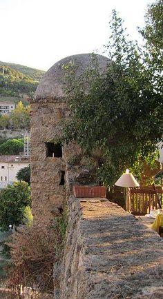 Sartène guide touristique de la Corse du sud