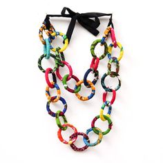 www.cewax.fr aime les colliers style ethnique afro tendance tribale