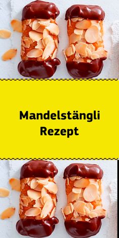 Mandelstängli Rezept If you like almond croissants you will love these marzipan cookies. And Christmas is the feast of love? … Ingredients: 400 g chilled [. Köstliche Desserts, Summer Desserts, Healthy Desserts, Toast Noel, White Cranberry Juice, Biscuits, Almond Croissant, Dessert Blog, Lime Soda