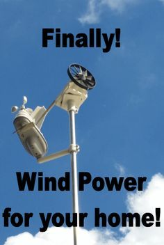 New Tiny Micro Wind Turbine Technology for Off-grid Living, Power Generation, Backup Battery Charging - GoTinyBeFree: Tiny Houses on Wheels & Freedom Solar Power Facts, Solar Power Energy, Solar Energy Panels, Solar Power System, New Energy, Solar Panels, Alternative Energie, Wind Power Generator, Wind Turbine