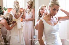 Real Bride wearing Le Spose Di Gio on July 15th in Newport - Larisa and her Marine. #realbride #americanwedding #bridaldress #lesposedigiodress lesposedigio.com #JoanGilbertBride #SanFrancisco
