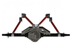 14 Bolt 4-Link Kit - Link Suspension Kits - Products - Chassis Unlimited