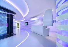 IBM Office in Rome by Massimo Iosa Ghini