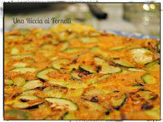 Frittata di zucchine, ricetta veloce