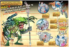 Como as armas dos Predadores seriam úteis aqui no Brasil!