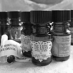 Can't get enough Black Phoenix Alchemy Lab handcrafted perfume. We're talking monthly orders, here...