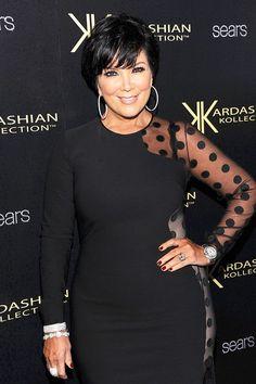 Celebrating Kris Jenner's 60 Best Hair Moments on Her 60th Birthday