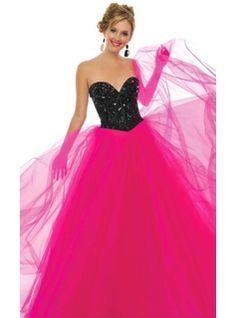 brilliant aline sweetheart floorlength sequins prom dresses - iDreamprom.com