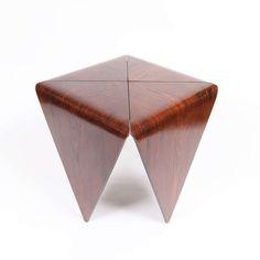 Infinity Table Description Wenge Veneer And Bending Ply